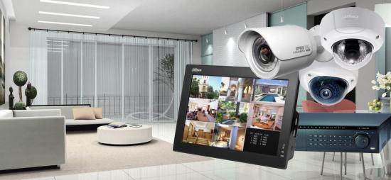 מצלמות לבית פרטי