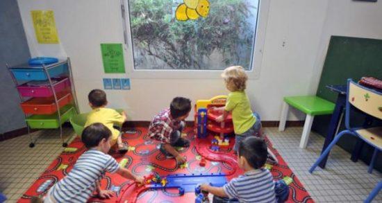 התקנת מצלמות אבטחה בגן ילדים
